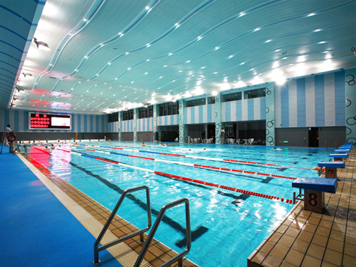 Sportwelt iluminaci n piscina musco lightning for Iluminacion alberca