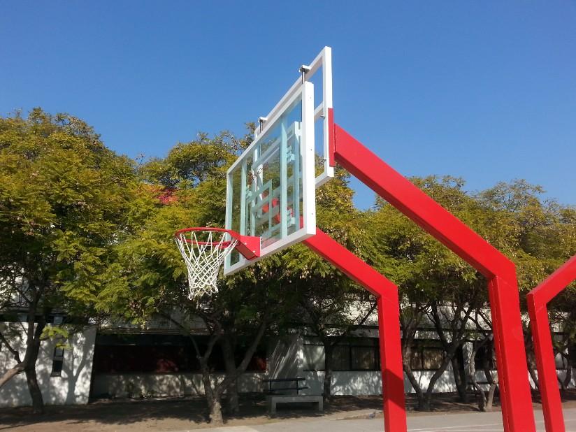 tablreos fijos de basquetbol