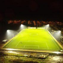 instalacion-de-iluminacion-Estadio-Municipal-Río-Bueno
